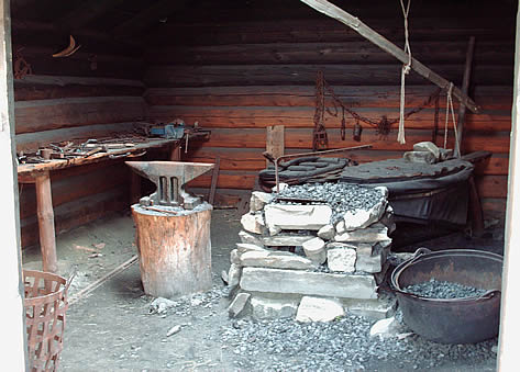Medieval Forge on Pinterest   Medieval, Blacksmith Forge ...